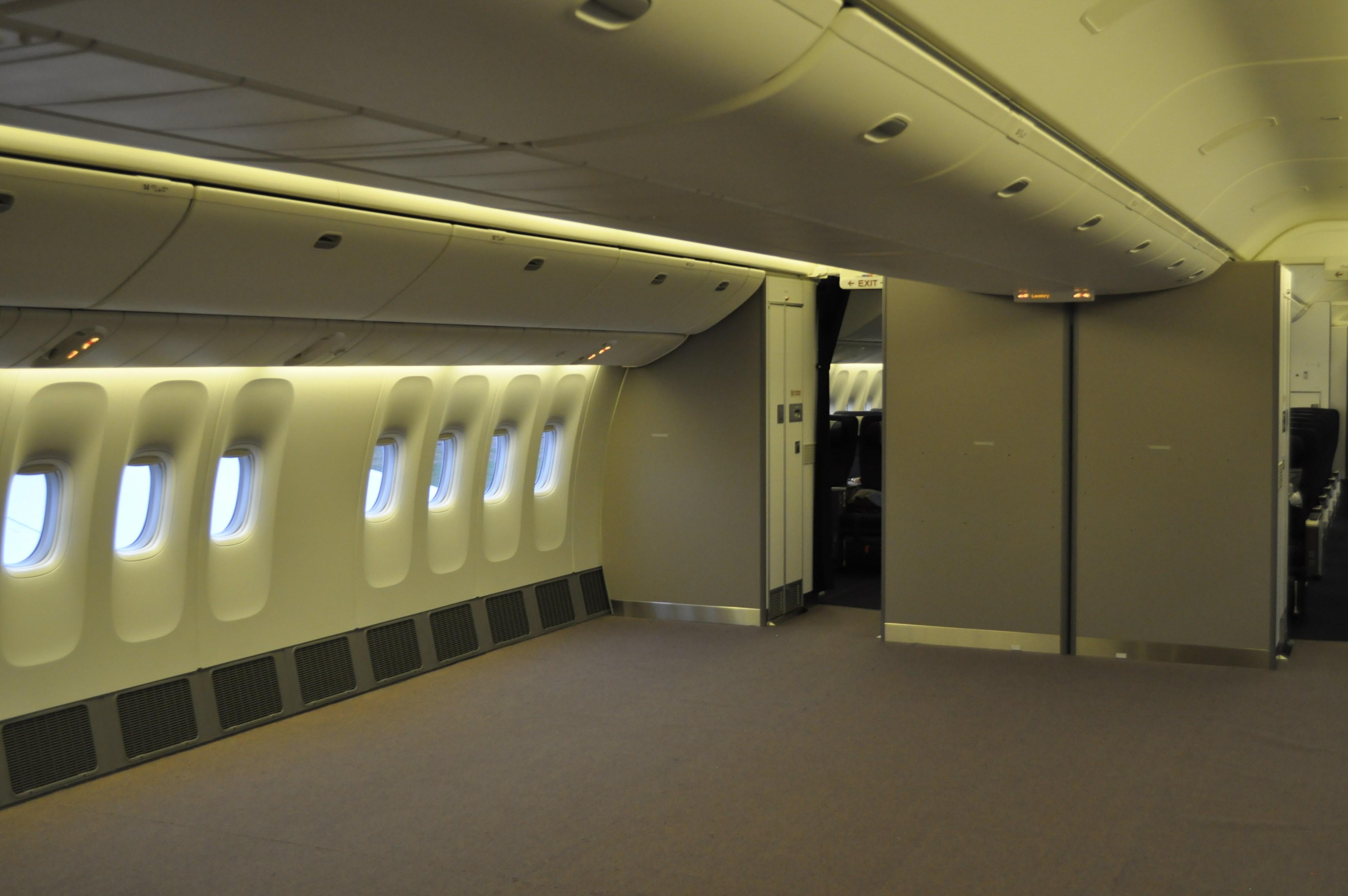 British Airways Boeing 777 Delivery Flight | Continental
