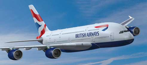 BA 380 Image