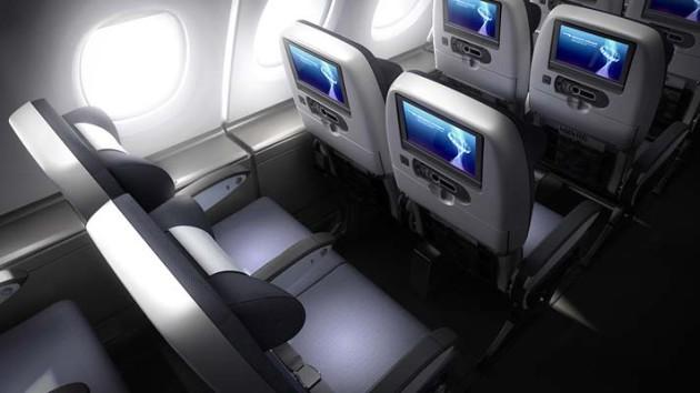 BA A380 Y