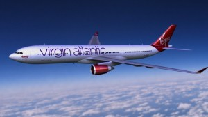 Virgin Atlantic New Livery