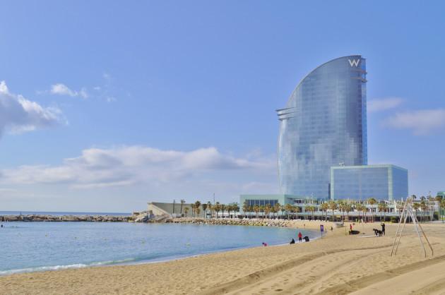 W Hotel Barcelona | Continental Club Blog