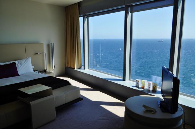 W Barcelona Hotel Mega Room