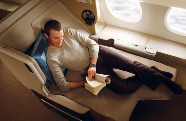 Singapore Airlines Business