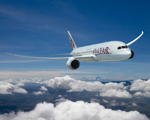 Qatar 787 Delivery Event Images November 2012