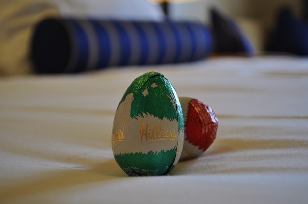 Cunard Easter