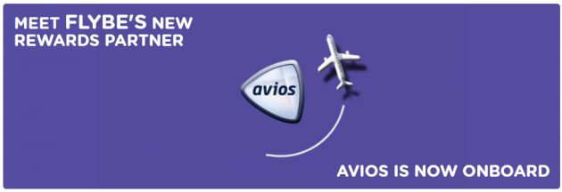 flybe avios