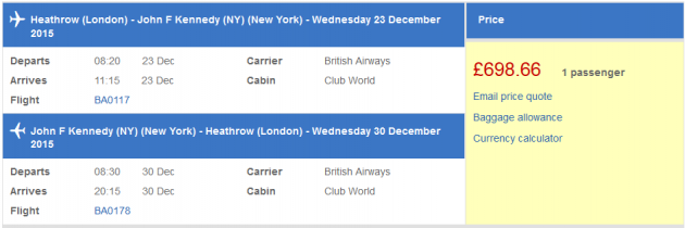 British Airways - Price quote 2015-11-26 08-16-29