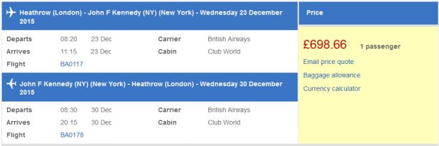 British Airways - Price quote 2015-11-26 08-16-29