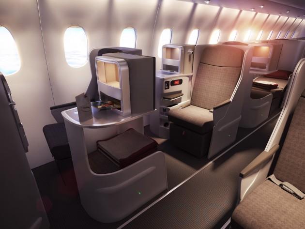 Iberia New Business Class