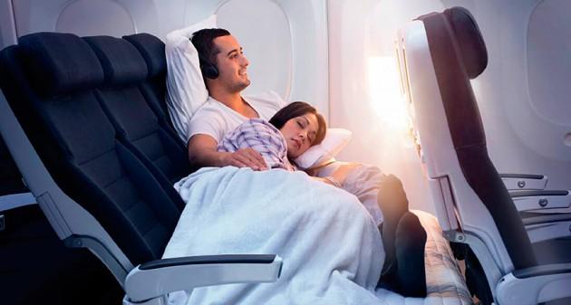 Economy Sky Couch